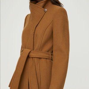 Aritzia Babaton Connor wool coat